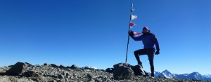 Summit El Plomo
