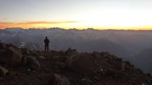 High camp 4800m